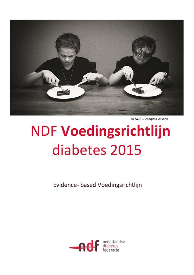 NDF Voedingsrichtlijn diabetes 2015
