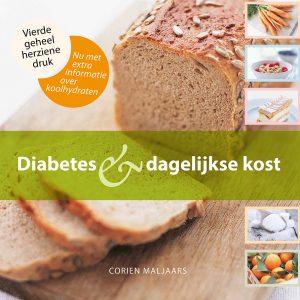 Corien Maljaars_Diabetes en Dagelijkse kost_Cover